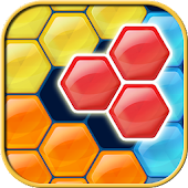 Game Block Puzzle Hexagon apk for kindle fire
