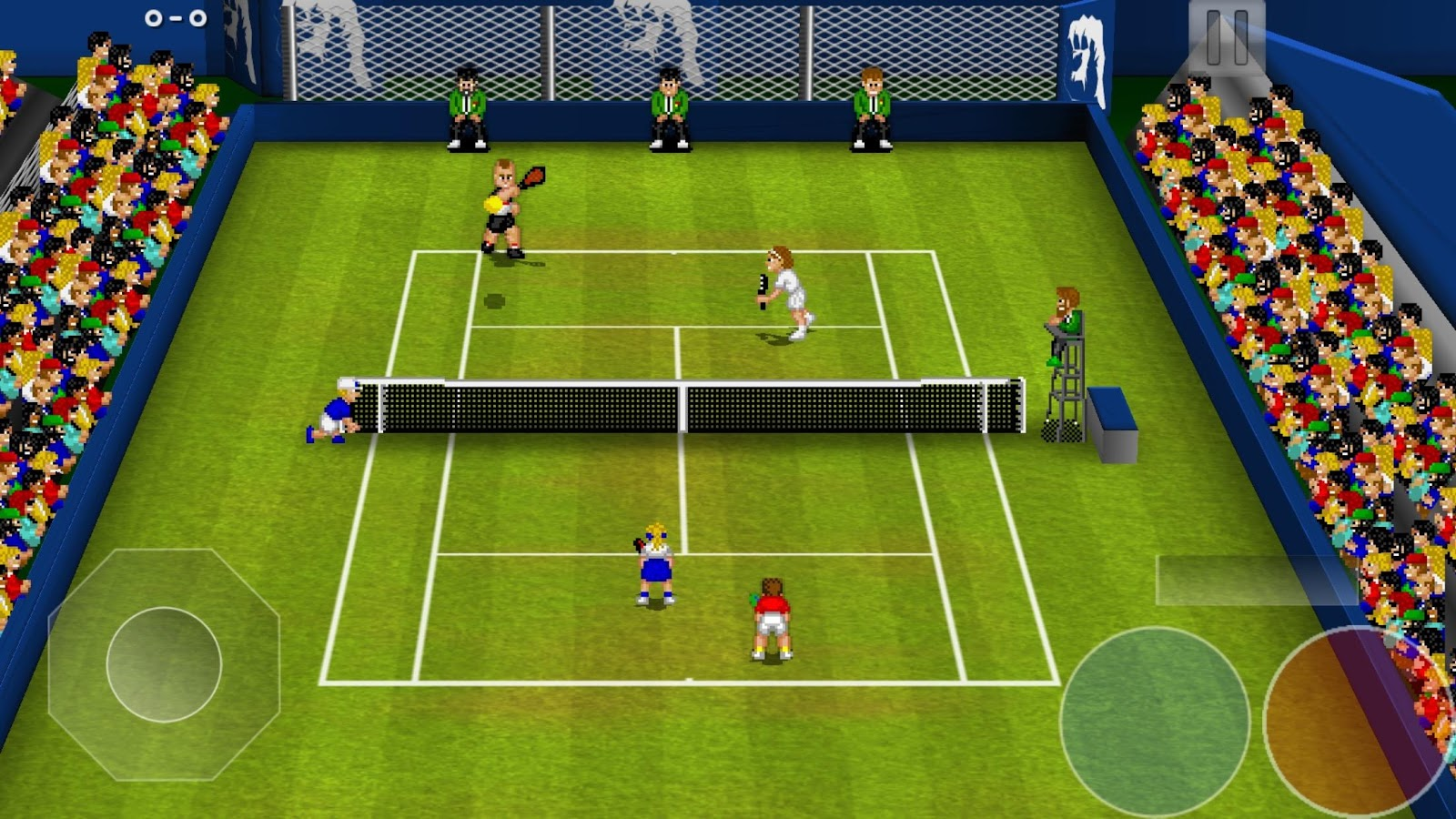 Tennis Champs Returns Screenshot 8