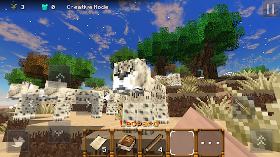 Free Savanna Craft APK for Windows 8