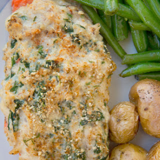 Stuffed Salmon Side Dishes Recipes
