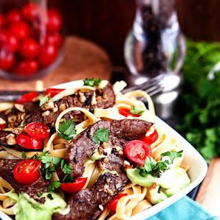 Beef Fettuccine Recipes