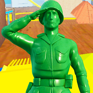 Army Men Toy Squad Survival War Shooting Online PC (Windows / MAC)