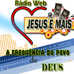 Web Rádio Online Jesus é Mais for PC-Windows 7,8,10 and Mac