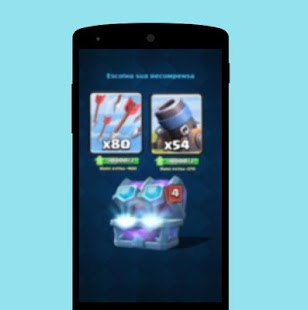 App Chests For Clash Royale: Simulator apk for kindle fire