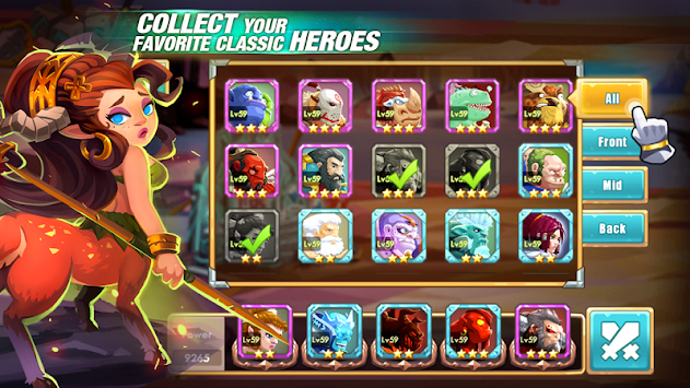 We Heroes - Born To Fight APK screenshot thumbnail 19