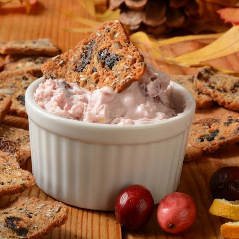 Cranberry Delight Cream Cheese Spread