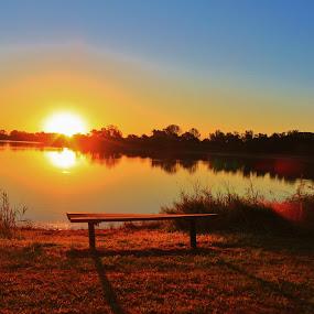 Summer Morning by Diane Ebert - Landscapes Sunsets & Sunrises ( #lovephotography, #goodmorning, #passion, #sunrise,  )