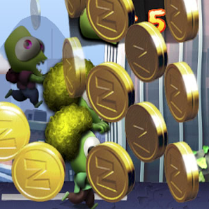 Coins For Zombie Tsunami