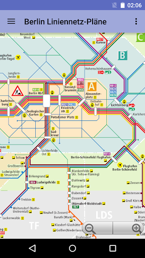 Berlin Transit Maps - screenshot