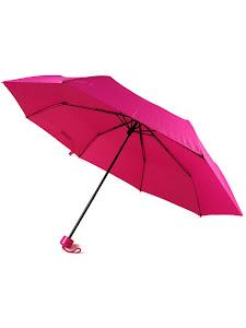 """Зонт """"Компакт S"""", розовый"""