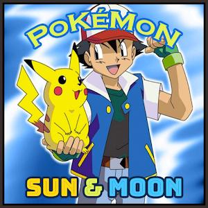 pokemon sun moon app