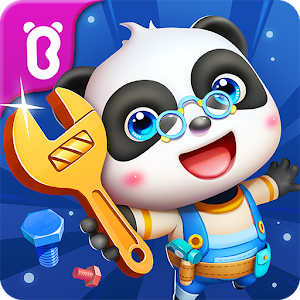 Little Panda Toy Repairman For PC
