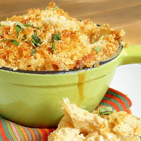 Double the Legacy Baked Macaroni and Cheese