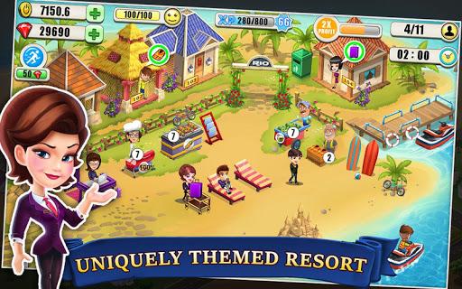 Resort Tycoon - screenshot