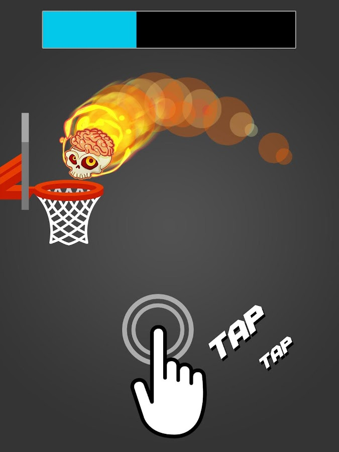 Dunk Hit Basketball android spiele download