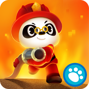 Cover art Dr. Panda Firefighters
