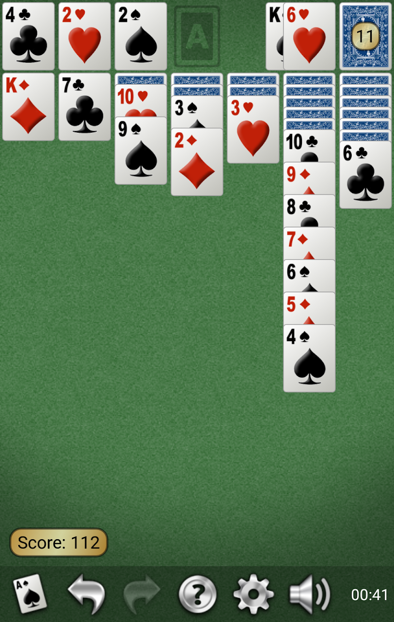 Yukon Gold Solitaire Screenshot 0
