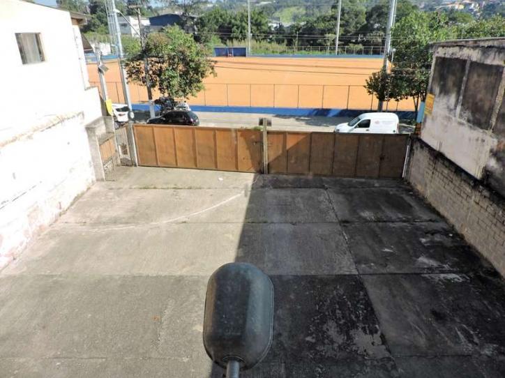 Barracão para Locação - Jardim do Rio Cotia