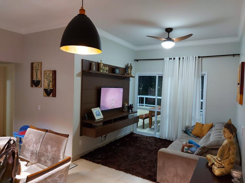 Apartamento à venda, 110 m² por R$ 550.000,00 - Parque do Mirante - Uberaba/MG