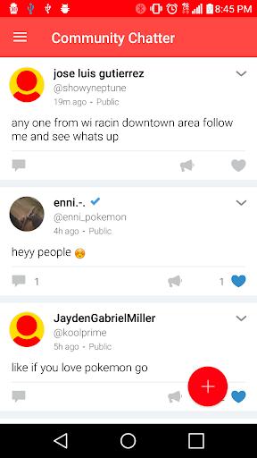 Talk for Pokemon GO - screenshot