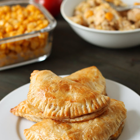 Leftover Turkey and Mashed Potato Empanadas