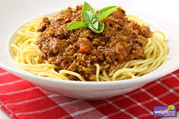 Five-Minute Spaghetti Bolognese Recipes — Dishmaps