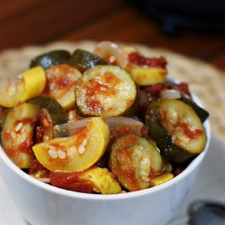Canned Stewed Tomatoes And Zucchini Recipes