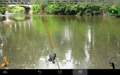 Game TrueFish Lite apk for kindle fire