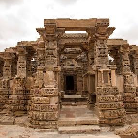 Kiradu Temples by Monish Kumar - Buildings & Architecture Public & Historical ( keradu, kiradu, barmer )