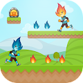 Fireboy and Watergirl 3 Run APK for Bluestacks
