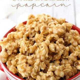 Marshmallow Popcorn Corn Syrup Recipes