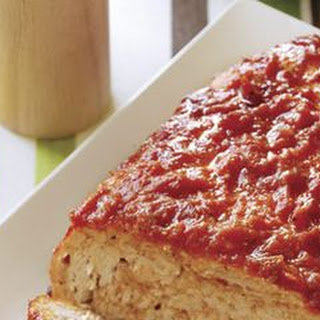 Chicken Romano Meatloaf