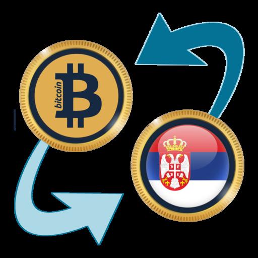 Android aplikacija Bitcoin x Serbian Dinar