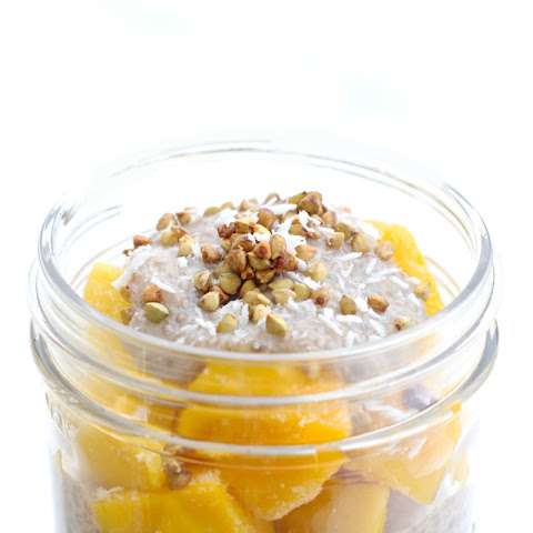 Vanilla Bean Chia Pudding