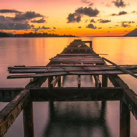 The jetty by UbayDilah syahrin Baba - Landscapes Sunsets & Sunrises