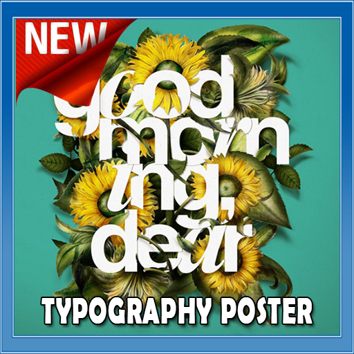 Typography Poster Design (app)