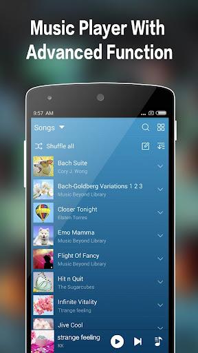 Music - Mp3 Player screenshot 1