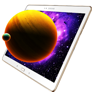 Download Gas Planet 3D Live Wallpaper For PC Windows and Mac