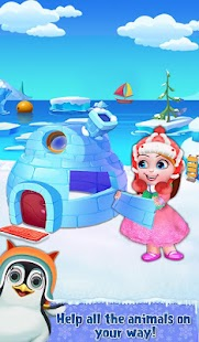 Baby Emma's Polar Adventure - screenshot