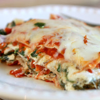Vegetarian Ricotta Lasagna Recipes