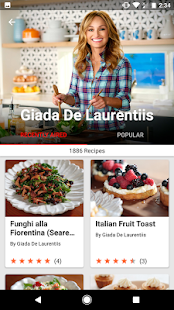 App Food Network In the Kitchen APK for Kindle