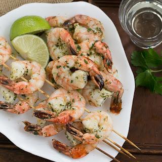 Margarita Shrimp Recipes