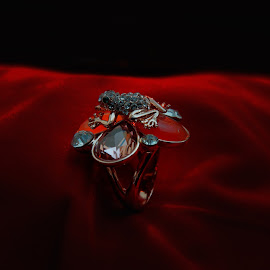Antique Ring by Budi Santoso - Artistic Objects Clothing & Accessories