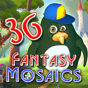 Fantasy Mosaics 36: Medieval Quest For PC / Windows 7/8/10 / Mac – Free Download