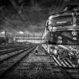 by Boris Frković - Transportation Trains