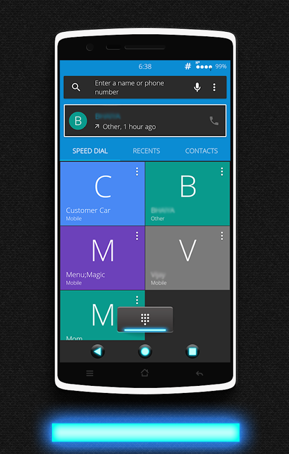 Glow CM13 CM12/12.1 Theme Screenshot 7