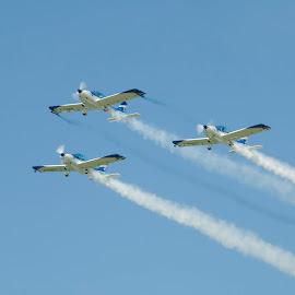 In formazione by Mauro Amoroso - Transportation Airplanes