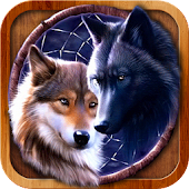 Download Wolf Tribe Live Wallpaper APK