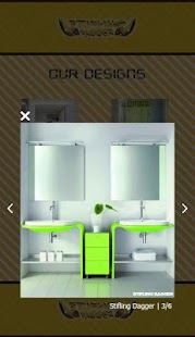 Bathroom Wall Decorating Ideas - screenshot
