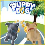 puppy dog subway pals dash game Icon